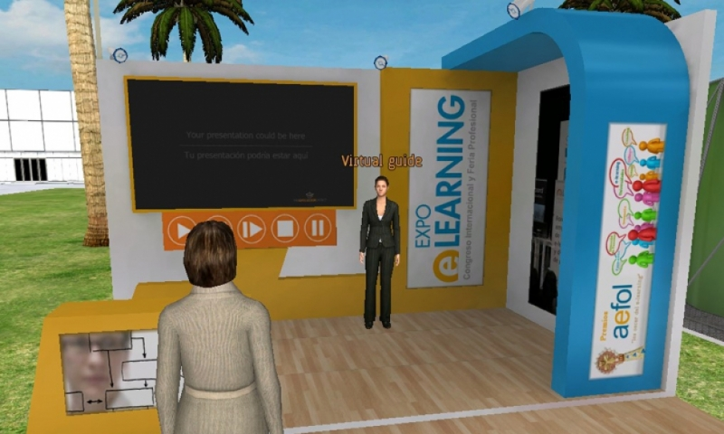 AEFOL is launching EXPOELEARNING Virtual, the first Online Exhibition for the e-Learning and Human Resources sectors