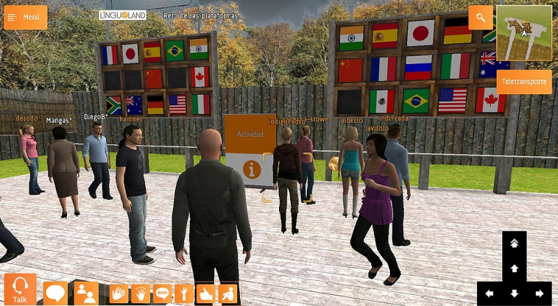 The Education Districts delivers new collaborative educative games