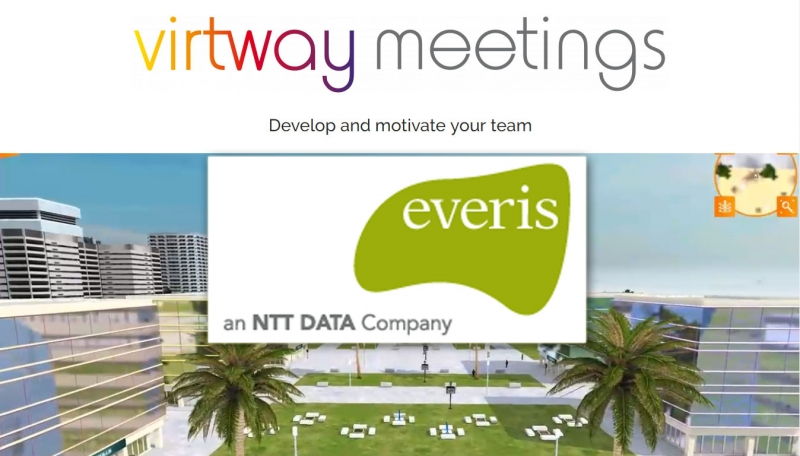 The multinational IT company Everis signs an agreement with Virtway to sell its products